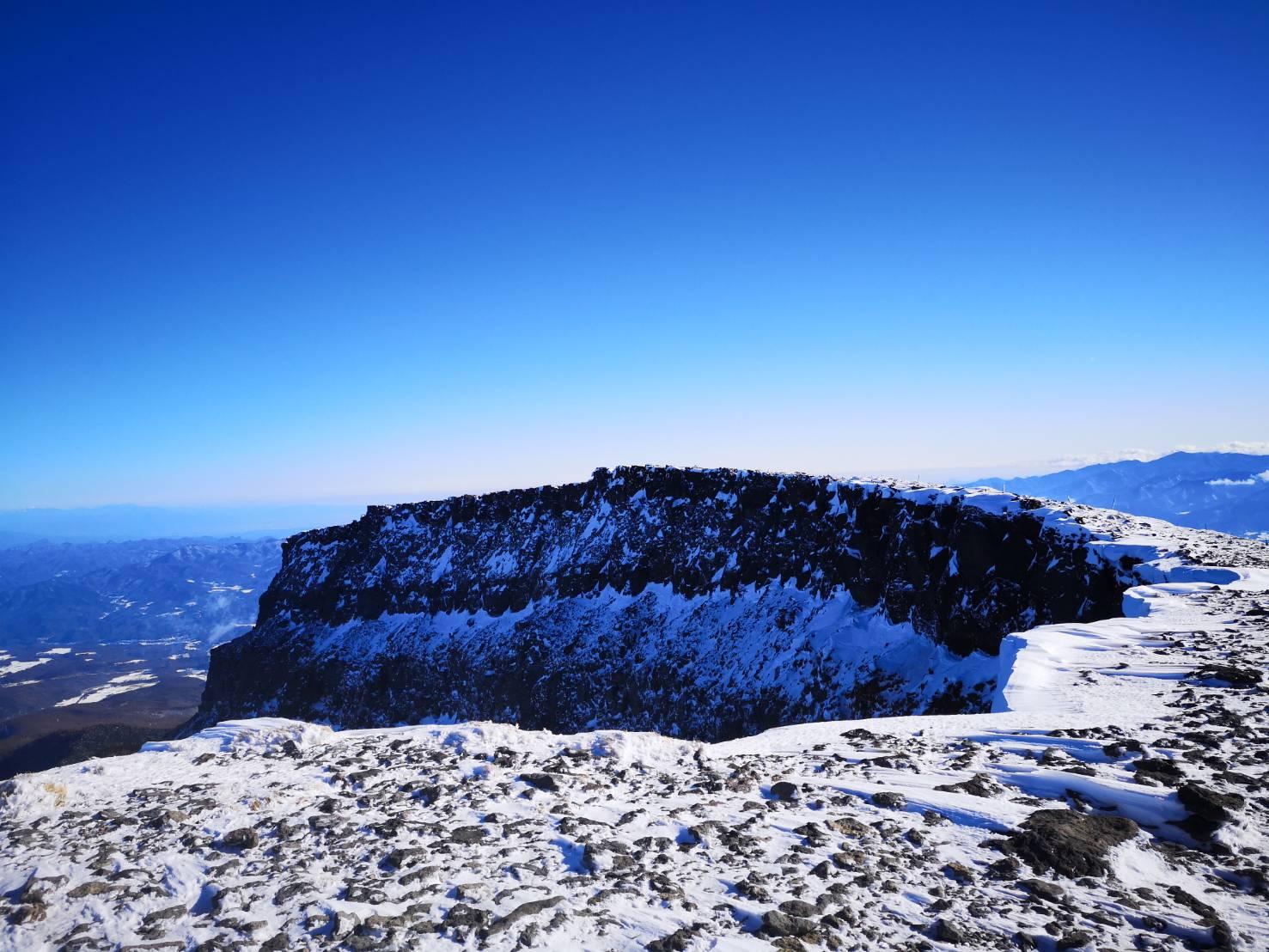 クリスマスは今年も八ヶ岳~硫黄岳~