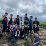 2019年度定例夏山山行in飯縄山