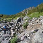 北岳バットレス第4尾根主稜